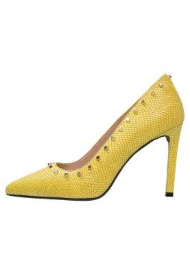 DKNY EVANA  Hoge hakken yellow 1