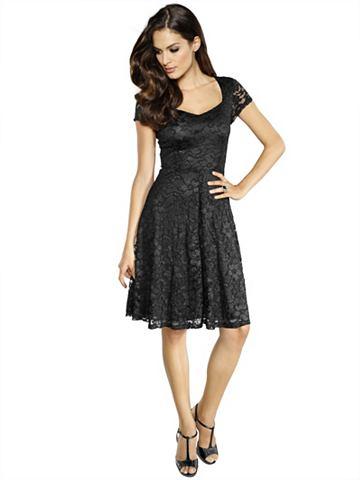 Kanten jurk alba moda 1