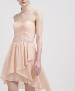 Laona Cocktailjurk ballerina blush 2