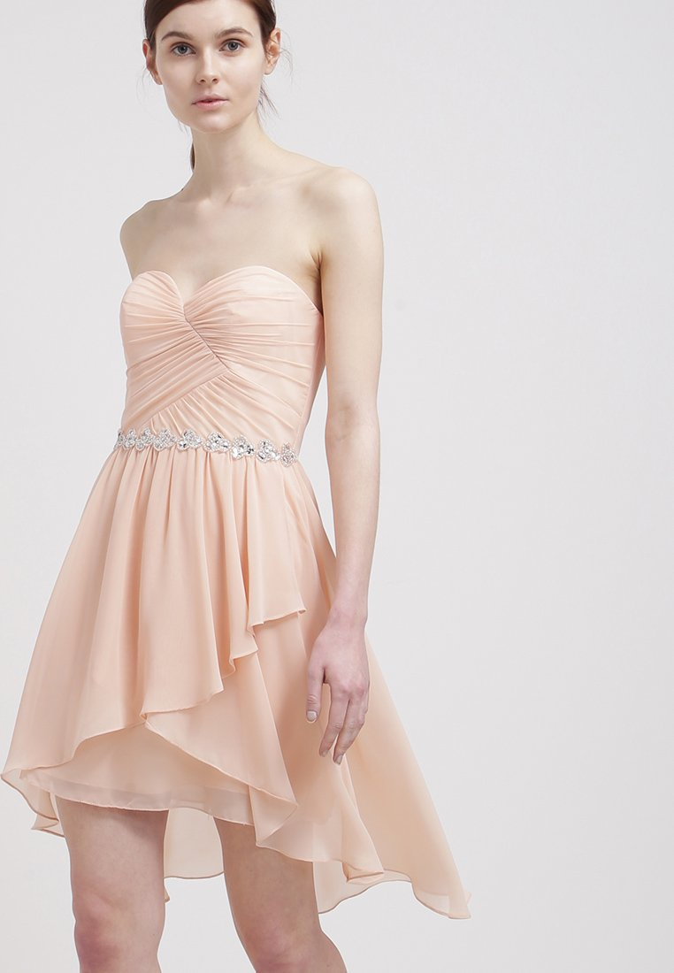 7fe8a57899d187 Laona Cocktailjurk ballerina blush