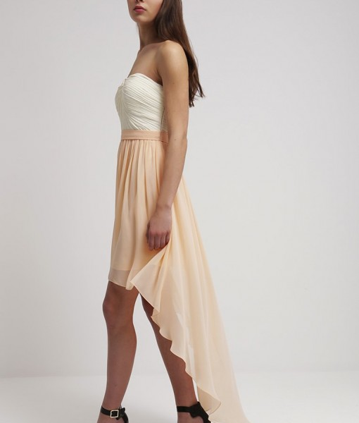 Laona Cocktailjurk light beige/ballerina blush 2