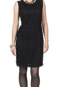 sheego Class jurk met kant 1