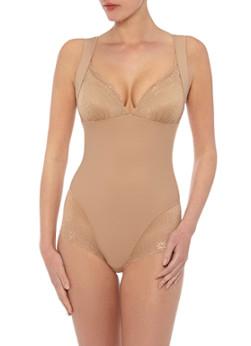 Simone Perele Nude corrigerende body TOP MODEL Cellulite Control 1