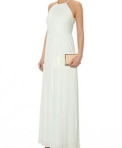 Ted Baker Corkia maxi dress mintgroen 1