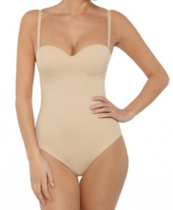 Wolford Corrigerende Mat de Luxe Forming string body 1